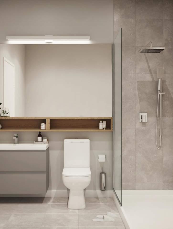 Templeton bathroom