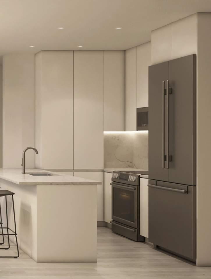 Templeton kitchen