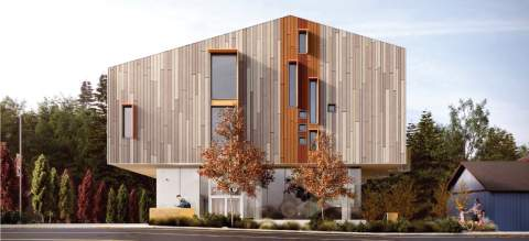 A Collection Of Passive House Residences With A Progressive, European-influenced Design.