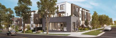 A Collection Of 24 East Vancouver Passive House Homes Coming Soon To The Corner Of East 1st Avenue And Lakewood Drive.