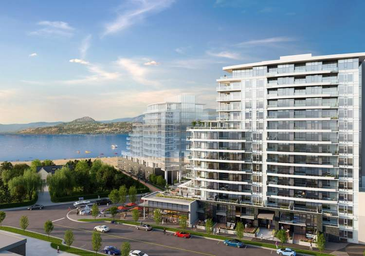 Coming soon to Kelowna's Lower Mission, Phase 1 offers a collection of 154 lakefront homes.