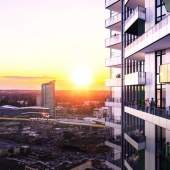 Coming soon to Surrey City Centre, 234 new homes in a 31-storey tower by Maple Leaf Homes.