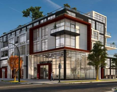 Coming Soon To Langara, A Collection Of 35 1-, 2-, And 3-bedroom Condominums.