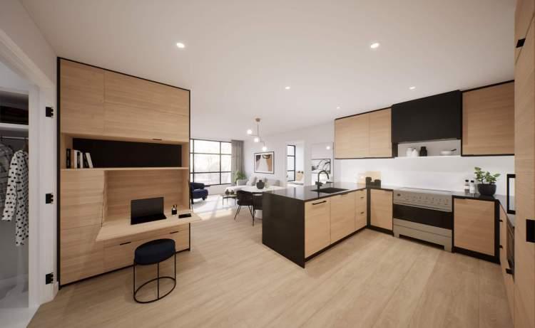 Ava kitchen photo.