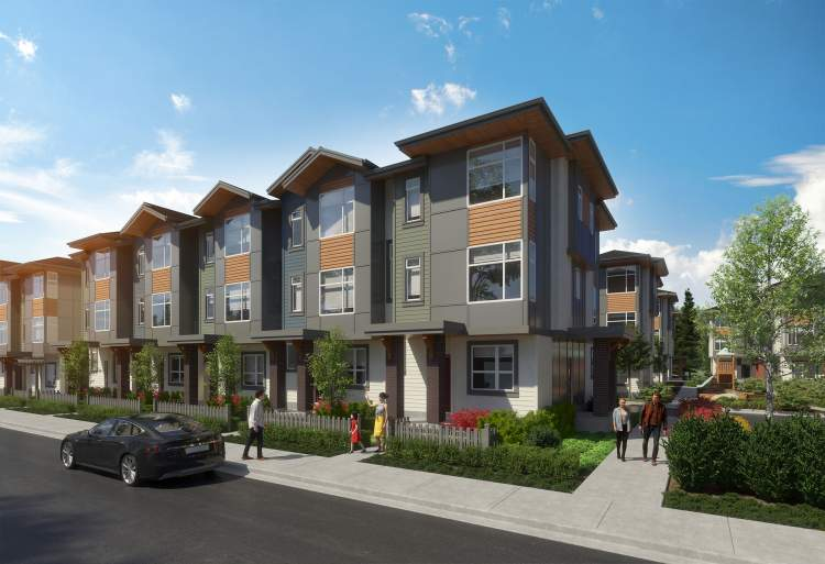 These 3- and 4-bedroom homes offer spacious, contemporary design and comfortable, stylish interiors.