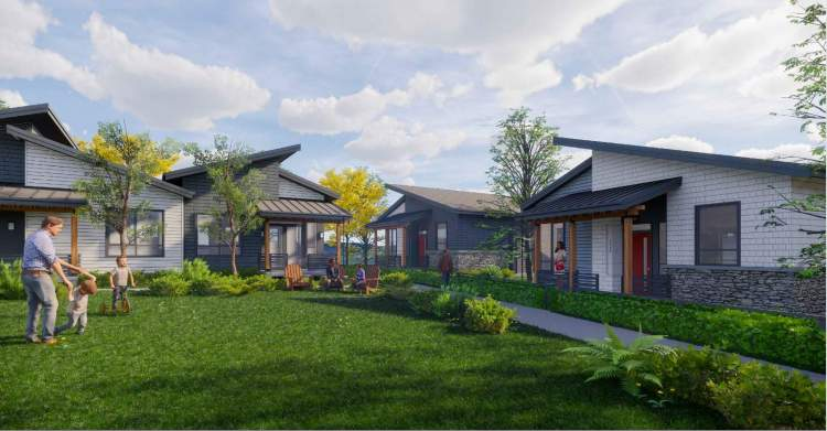Located just off the Sea-to-Sky Highway, Garibaldi Springs is a master-planned community with cottages, townhomes, and duplexes.