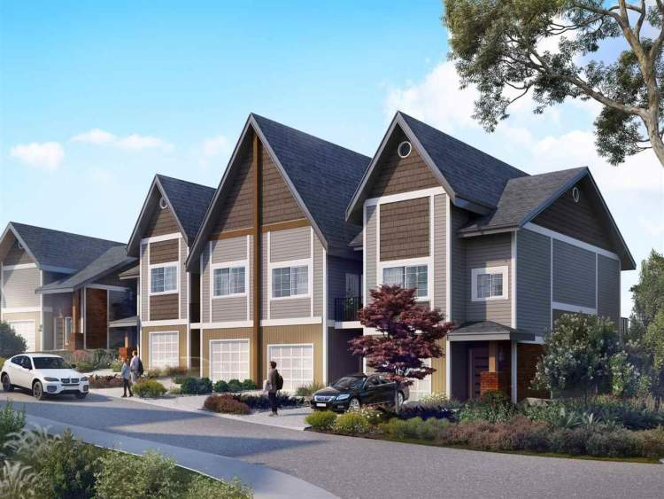 Featuring 2-storey designs, these spacious townhomes can be adapted for young families or downsizing seniors.