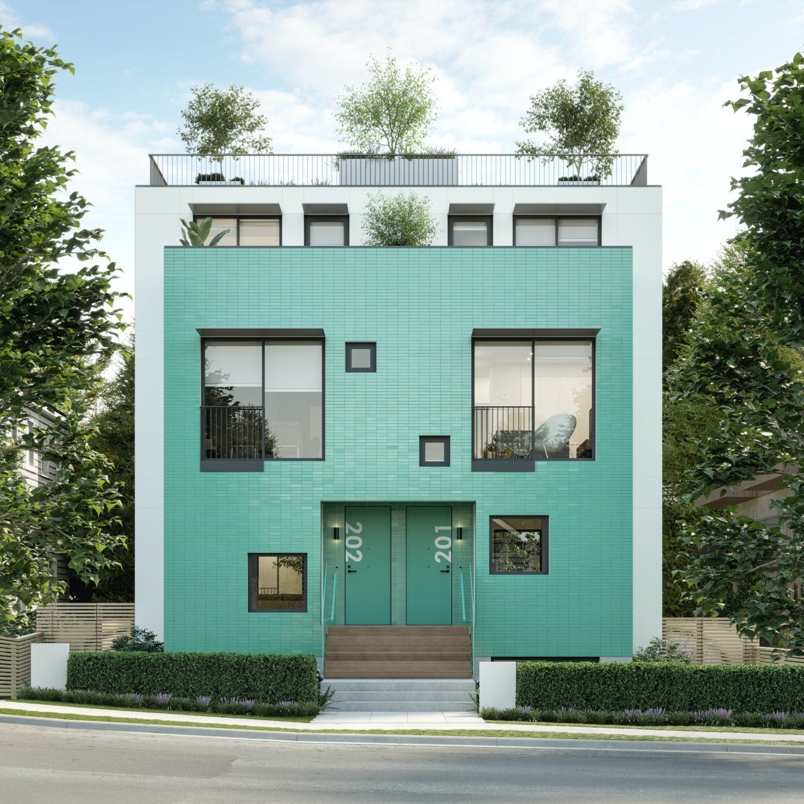 La Menta Commercial Drive Townhouses By South Street – Availability, Plans, Prices