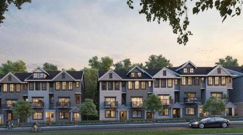 A Collection Of 4- & 5-bedroom Freehold Rowhomes Located In Langley's Growing Willoughby Neighbourhood.