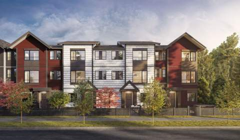 A Collection Of 61 Townhomes Coming Soon To Langley's Latimer Neighbourhood.