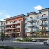 A new collection of 40 modern condominiums ranging from 1- to 3-bedroom suites.