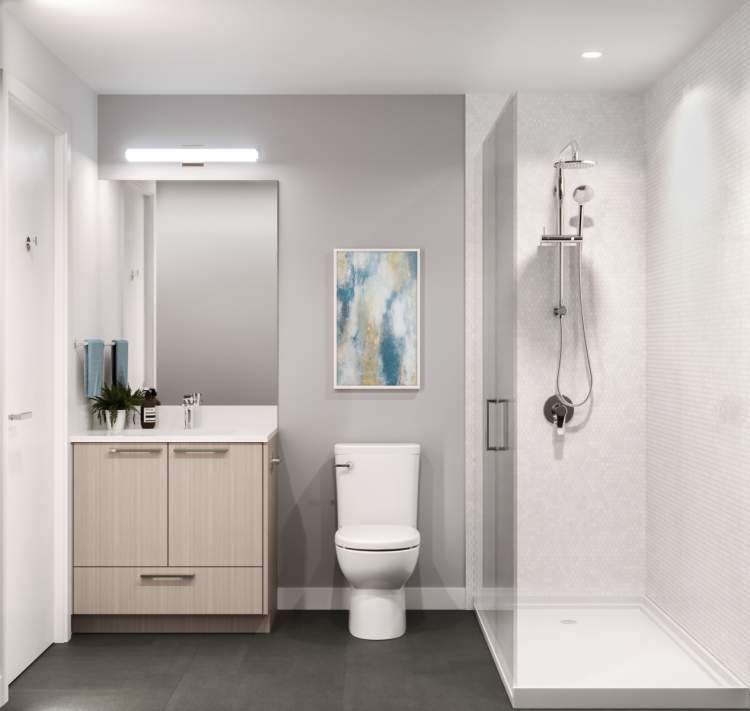 Refined interiors and well-planned layouts.
