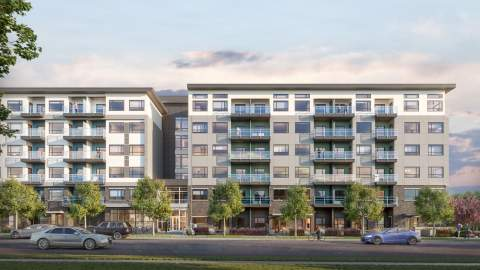 A Collection Of 141 Homes That Complete Tien Sher's Whalley District Master-planned Community.
