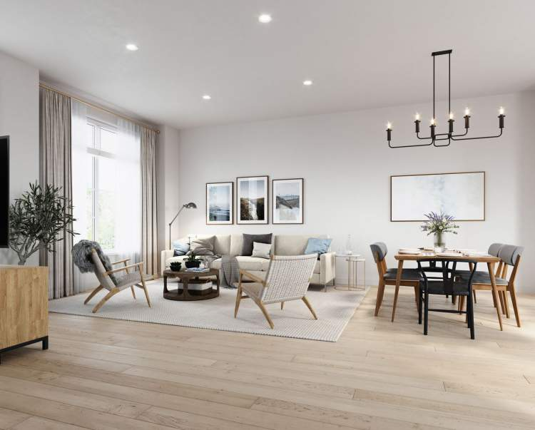 Room to grow for a lifestyle that is modern, simple, and mindless.