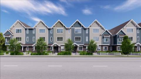 A New Development In Tsawwassen Consisting Of 37 Townhomes Across From South Delta Secondary School.