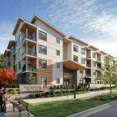 Elegant 1- and 2-bedroom homes complete with stunning views of the Fraser Valley.