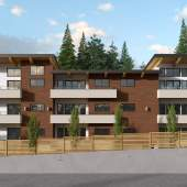 A collection of 17 contemporary condominiums coming soon to Lower Gibsons.