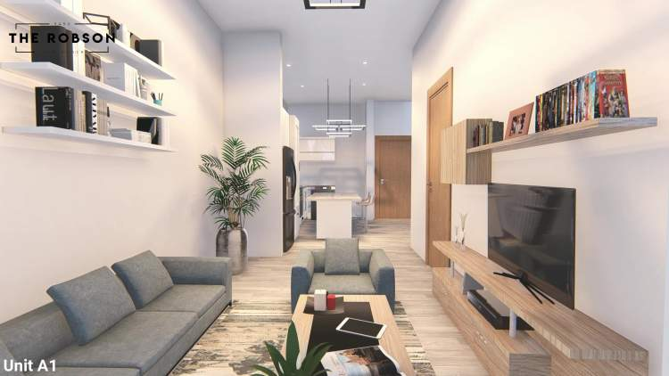 Versatile floor plans provide ample space for a variety of personal styles and needs.