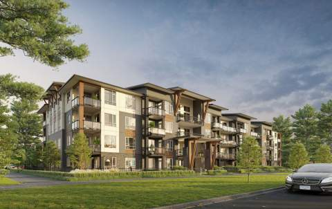 A Collection Of 94 Condominiums An 9 Townhomes Coming Soon To Langley's Latimer Neighbourhood.