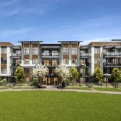 A collection of 115 condominiums coming soon to Langley's Latimer neighbourhood.