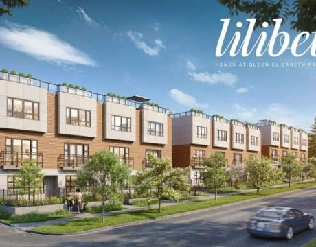 A Collection Of 59 X 1-, 2- And 3-bedroom Cambie Corridor Garden Homes And Townhomes.