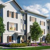 The Boroughs in South Surrey is a new community consisting of 321 townhomes