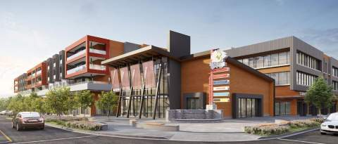 A Collection Of 90 Modern Condominium Residences Conveniently Located At Willoughby Town Centre.
