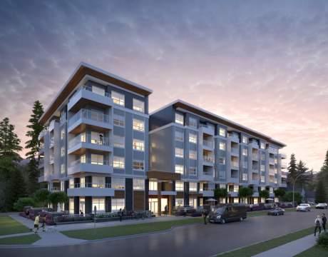 This Striking 6-storey Building Features 80 X 1- & 2-bedroom Suites.