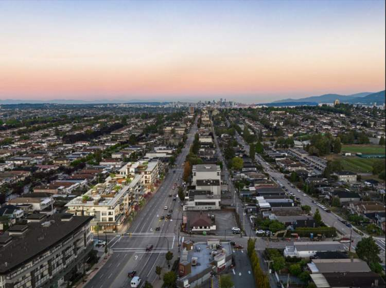 Live in a vibrant North Burnaby corridor surrounded by everyday attractions.