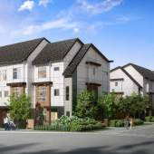 Coming soon to Langley's Carvolth neighbourhood, a new community of 42 3- & 4-bedroom townhomes.