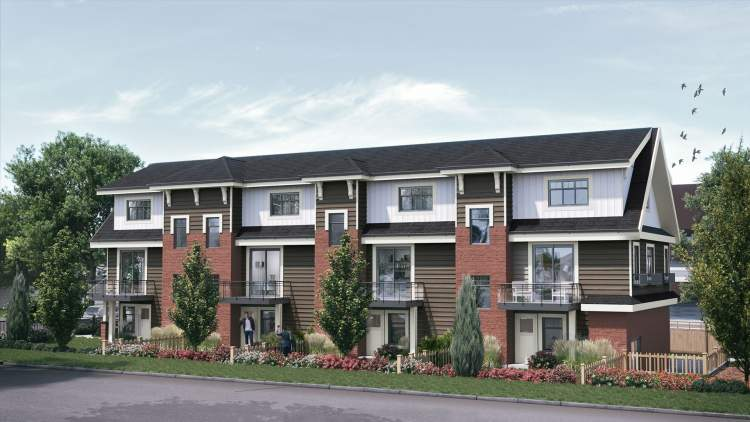 Burgundy is an exclusive collection of 3- and 4-bedroom Richmond townhomes.