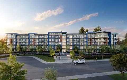 A Collection Of 2-bedroom + Den Executive-style Condos Near Downtown Langley.