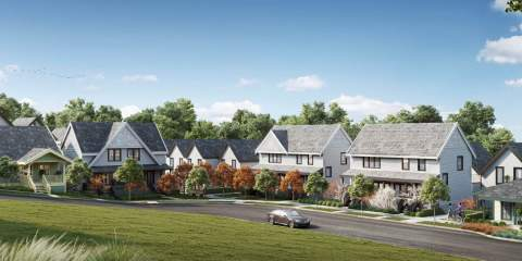 A Collection Of 41 Heritage And Contemporary Townhomes And Garden Flats In Maillardville.
