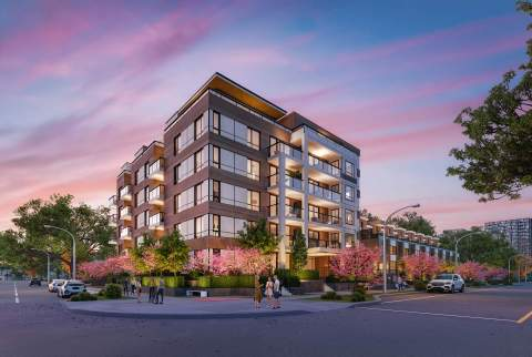 A Collection Of 41 Luxury Condos And 8 Contemporary Townhomes.