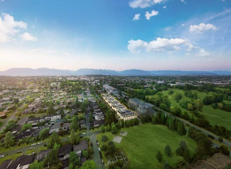 On the Cambie Corridor, you'll live steps from nature, yet remain conveniently connected.