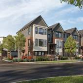 These 4-bedroom townhomes are tucked away in an idyllic, tree-lined corner of Garrison Campus.