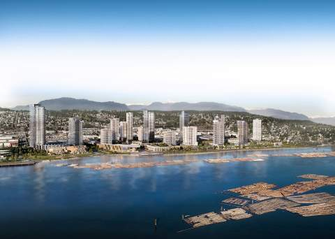 A 95-acre, Mixed-use Development That Is Coquitlam's Only Waterfront Community.