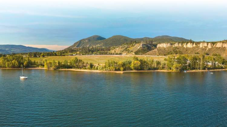 A rare opportunity to own a lakehouse on the shore of Lake Okanagan in Summerland, BC.
