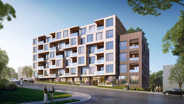 A collection of 46 meticulously-crafted condominiums near Joyce-Collingwood SkyTrain station.