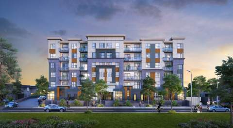 A 6-storey Collection Of 88 Condominiums Coming Soon To Downtown Langley.