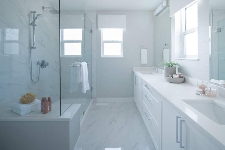 Noble delivers a blissful place to unwind or get ready.