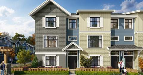 The Final Collection Of 30 Executive Townhomes At Parc Central In Willoughby.