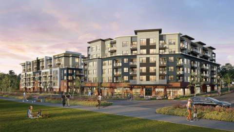 Affordable 1-, 2-, And 3-bedroom Condos In Willoughby Town Centre.