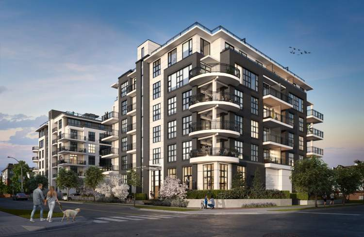 A collection of 39 condominiums that reflect exactly who you are.