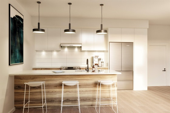Chef-style kitchen with oversized island, premium appliances, and high-end finishes.