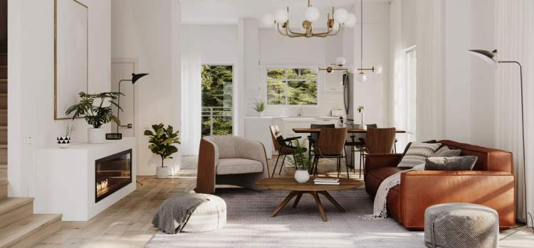 Westwood exudes a West Coast contemporary design ethos, creating a sophisticated simplicity often hard to deliver.