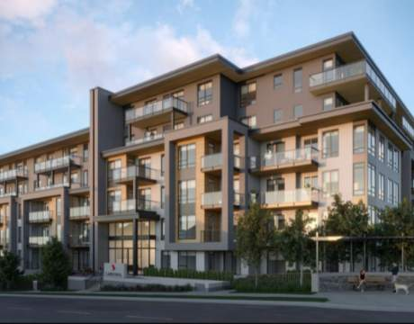 A Distinctive Collection Of 1-, 2- And 3-bedroom Condominiums Coming To West Coquitlam In Fall 2021.
