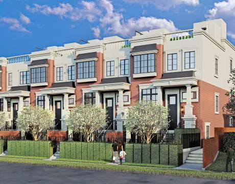 A Boutique Collection Of 20 Townhomes And Garden Suites On Vancouver's West Side.