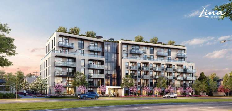 A collection of studio, 1-, 2- and 3-bedroom homes located next to Queen Elizabeth Park.