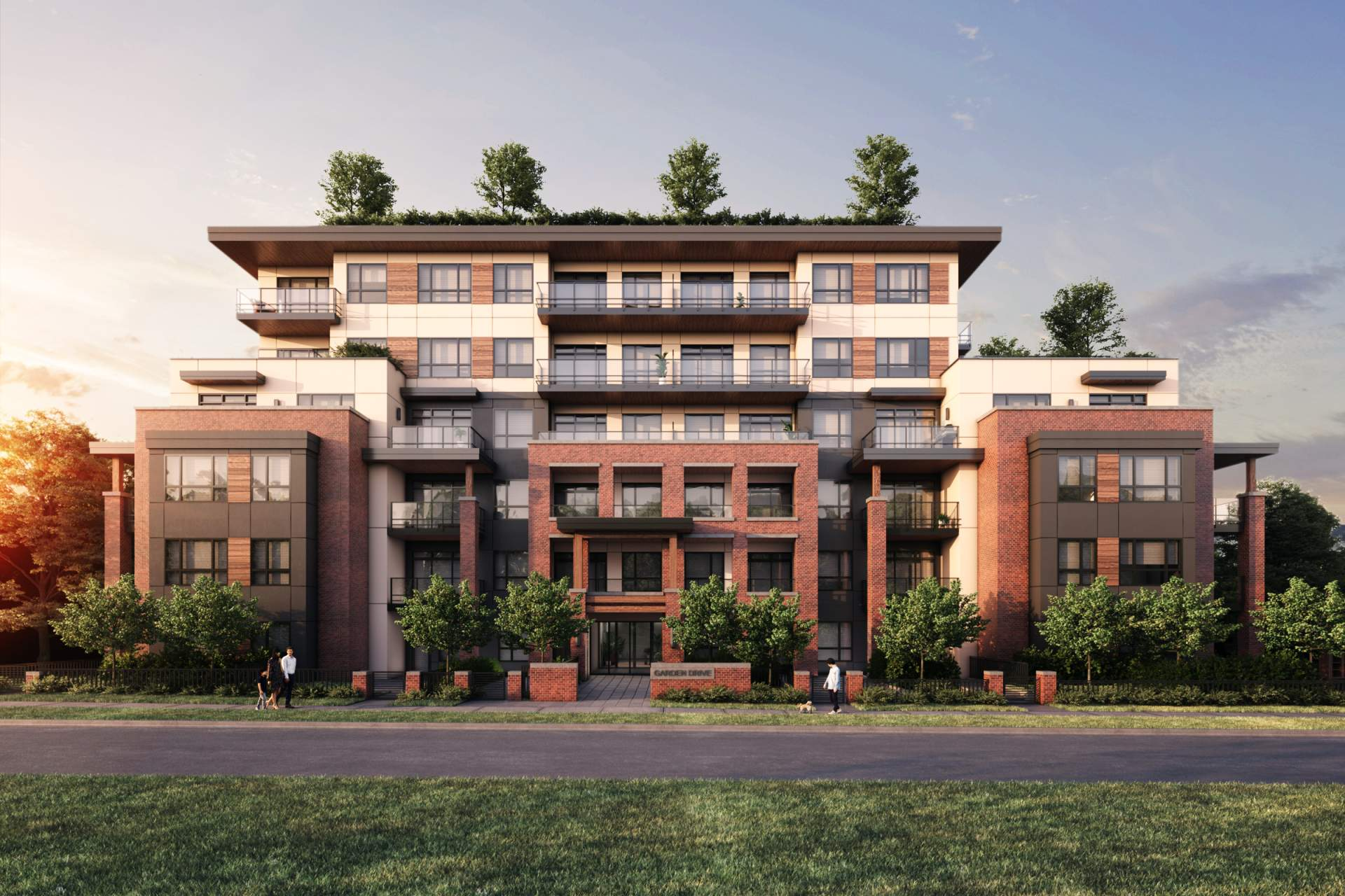 Coming fall 2022, 2550 Garden Drive is a collection of 69 homes available in 1- to 3-bedroom floorplans.